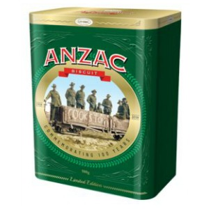 Anzac biscuit tin collectors guide