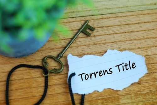 Torrens system caveat unistudy guides