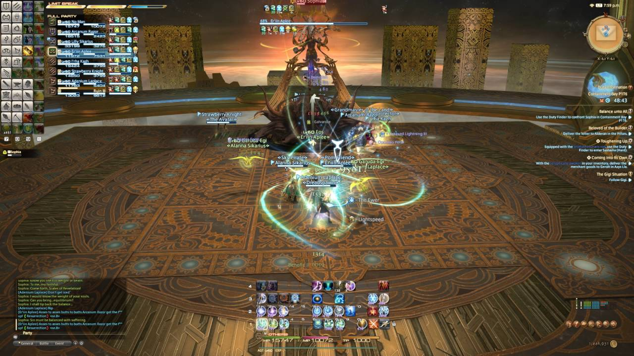 Ffxiv how to tell if you can overmeld