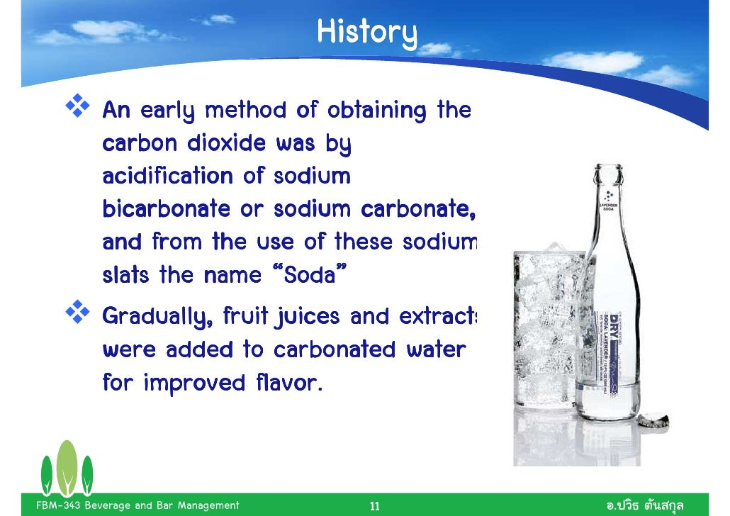 Production of non alcoholic beverages pdf