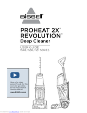 bissell proheat 2x parts manual