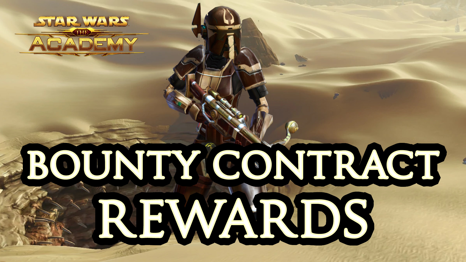 Bounty hunter event swtor guide 2016