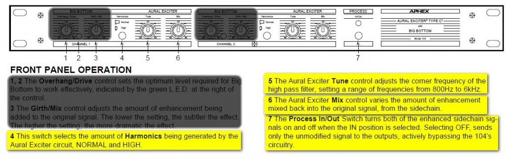 waves aphex aural exciter manual