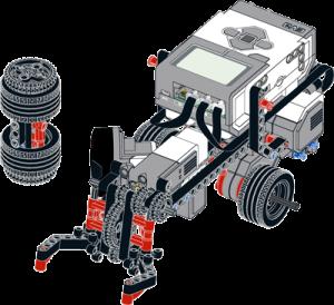 Lego mindstorm robot building instructions