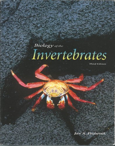 Biology of the invertebrates jan a pechenik pdf