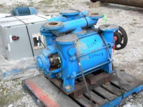 sihi lph vacuum pump manual