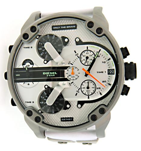diesel only the brave watch instructions