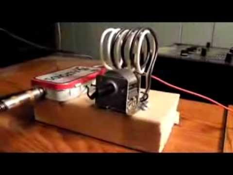 Crystal radio sets how to build