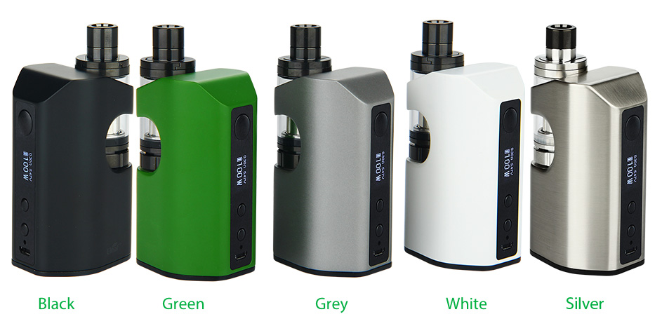 eleaf aster rt 100w with melo rt 22 instructions