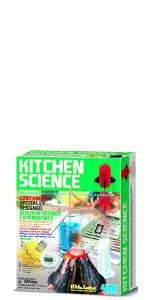 4m kitchen science kit instructions