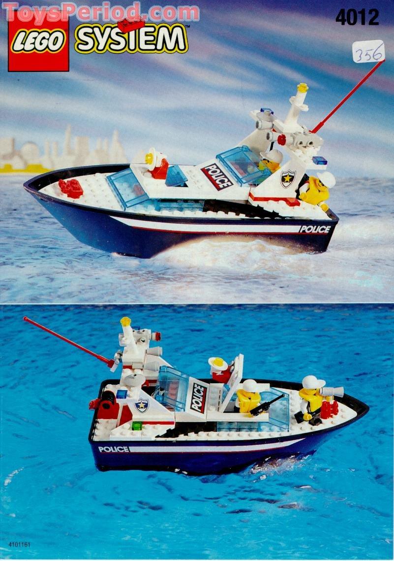 lego boat set instructions