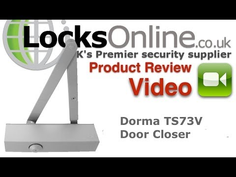 Dorma door closer manual pdf