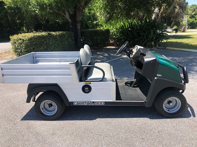 Club car carryall turf 2 parts manual