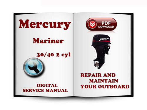 Mercury 30 hp 2 stroke manual