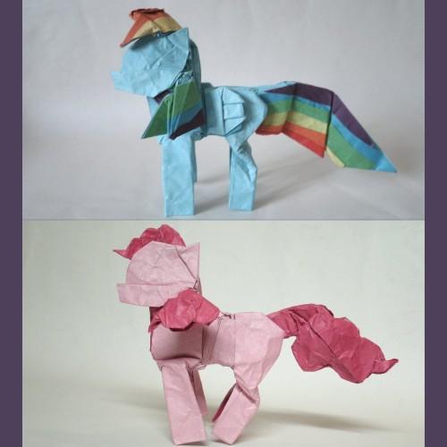 my little pony applejack paper model paper-replika instructions