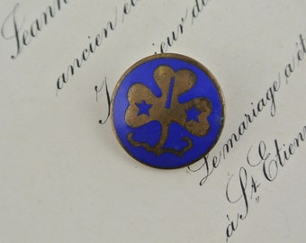 Girl guides of canada whistle made in england