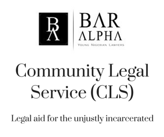 Community legal service program guideline