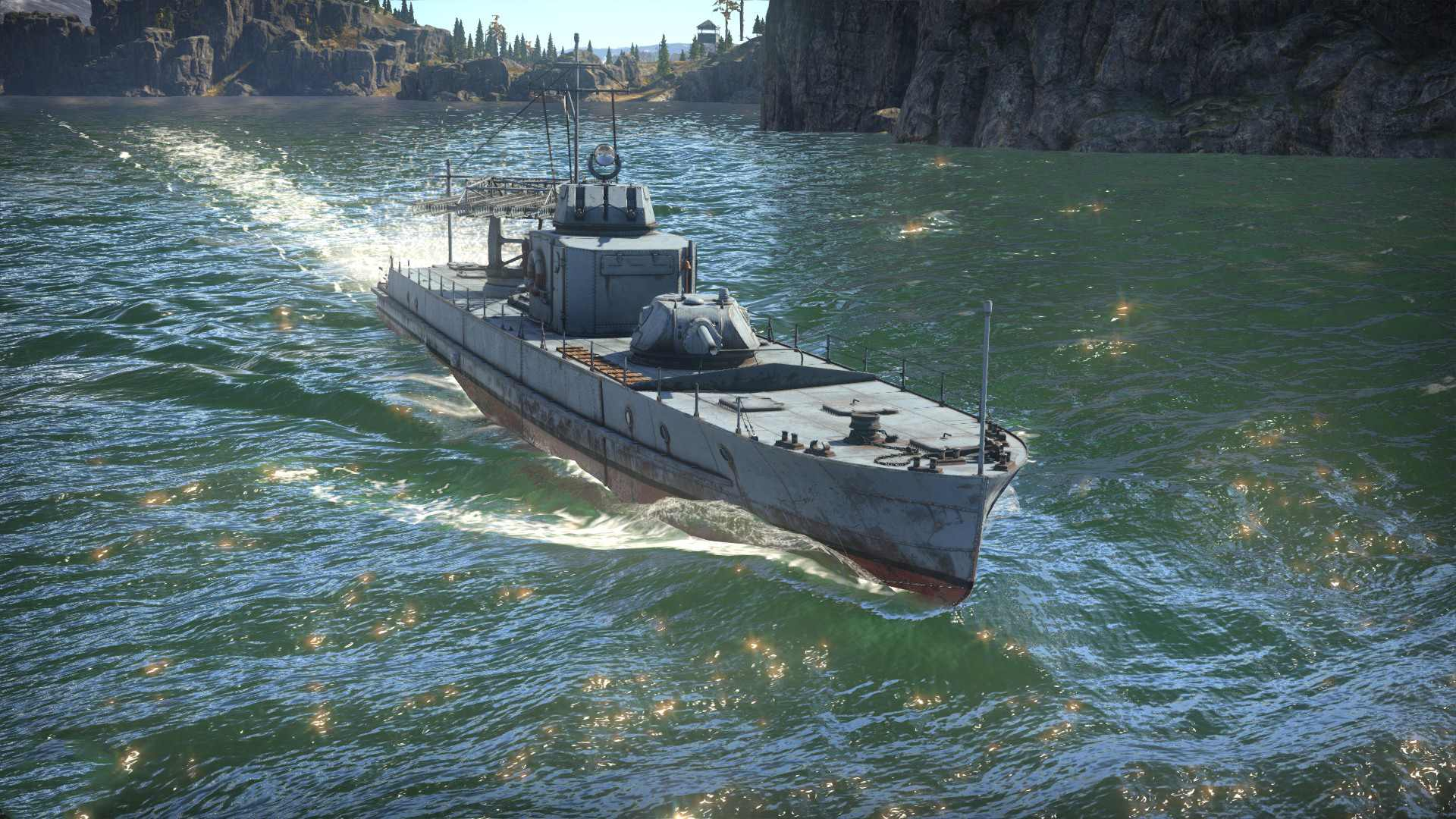 War thunder ps4 how to get ships