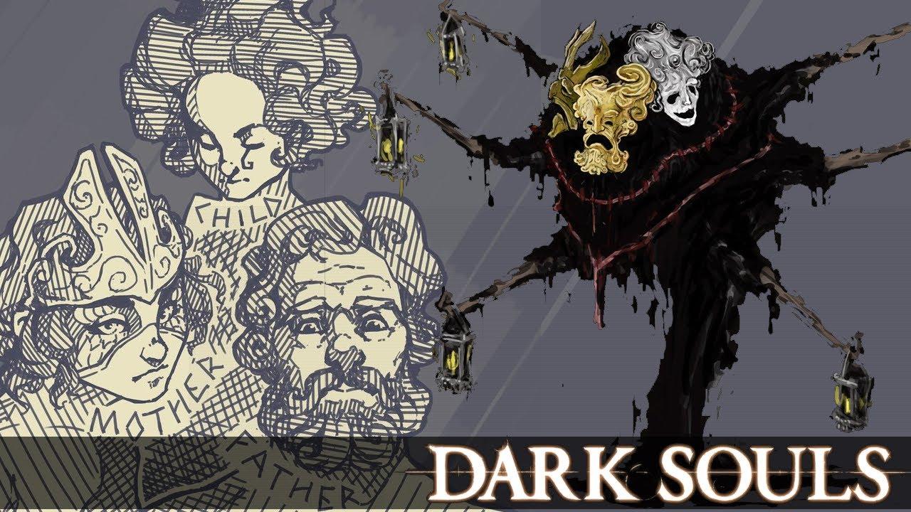 Dark souls how to get to pinwheel