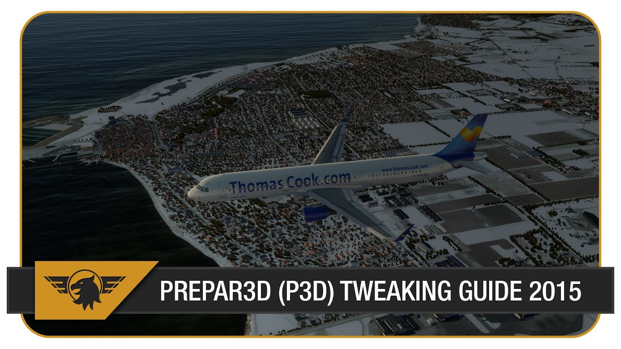 Matt davies tweaking guide p3d