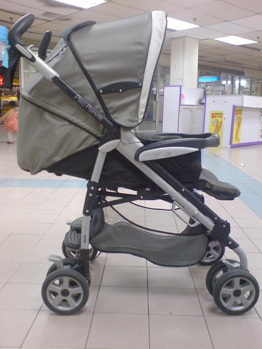 peg perego pramette stroller instructions