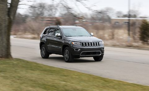 2017 jeep grand cherokee summit owners manual