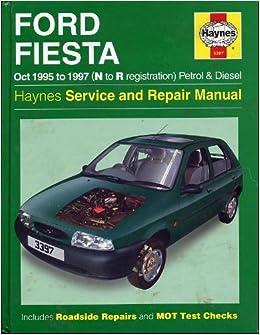 2014 ford fiesta service manual