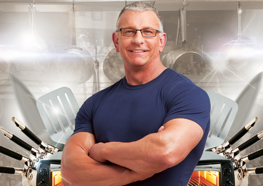 Robert irvine multi cooker manual