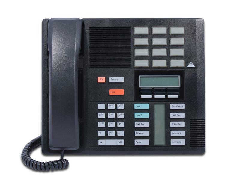 Norstar m7310 telephone user manual