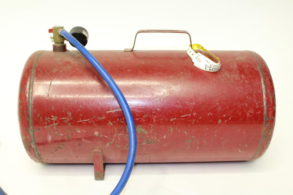 midwest products portable air tank instructions