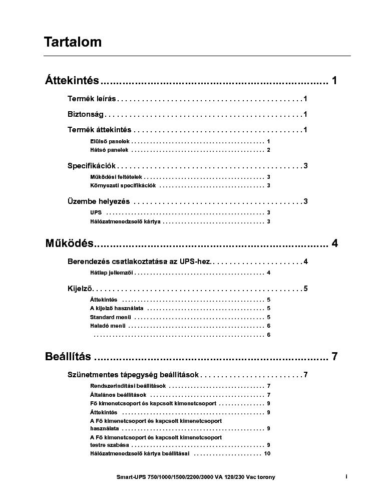 Apc smart ups 2200 service manual