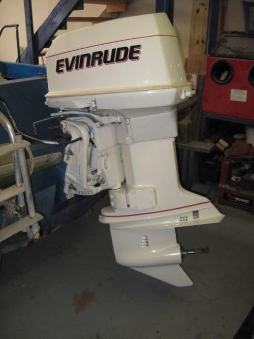 johnson 90 hp v4 outboard manual