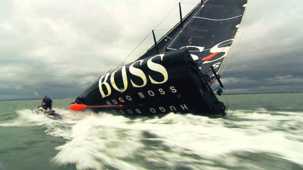 hugo boss sailing watch manual