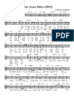 Go light your world satb pdf