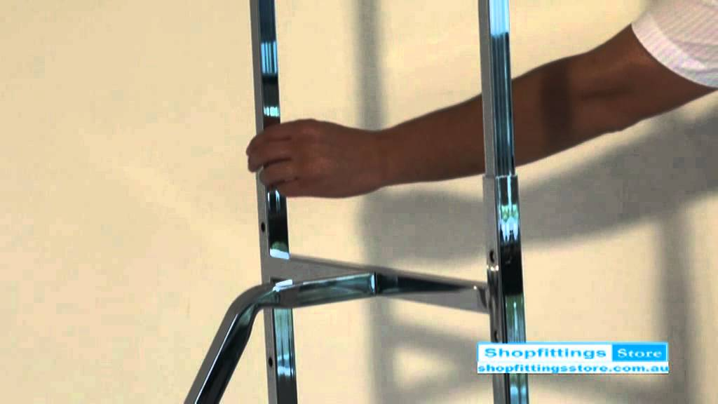ikea clothes rail assembly instructions