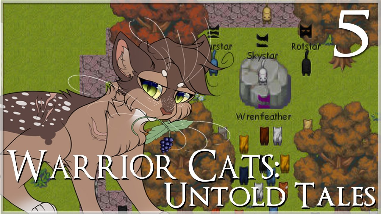 Warriors the untold tales how to find the lost kits