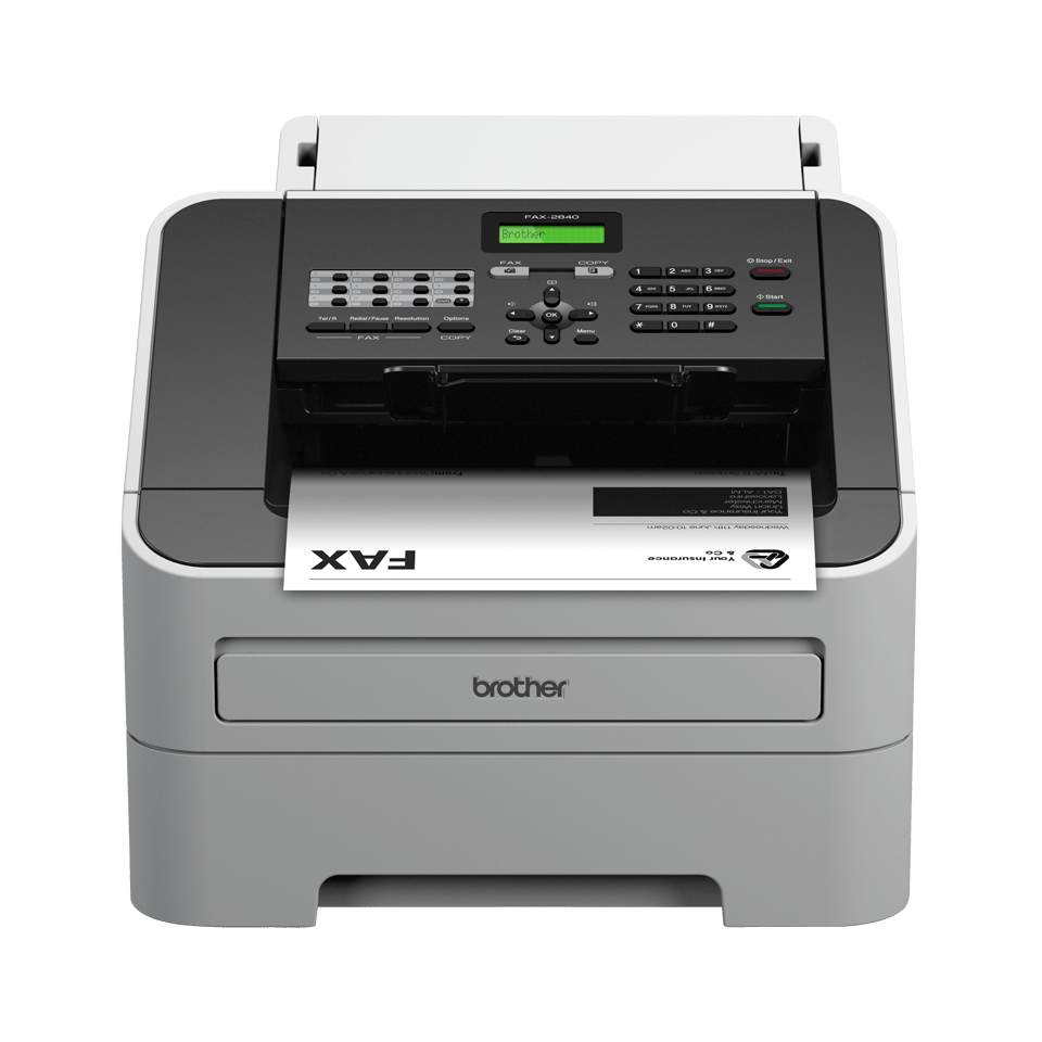 brother laser fax super g3 2840 manual