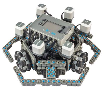 vex edr clawbot instructions