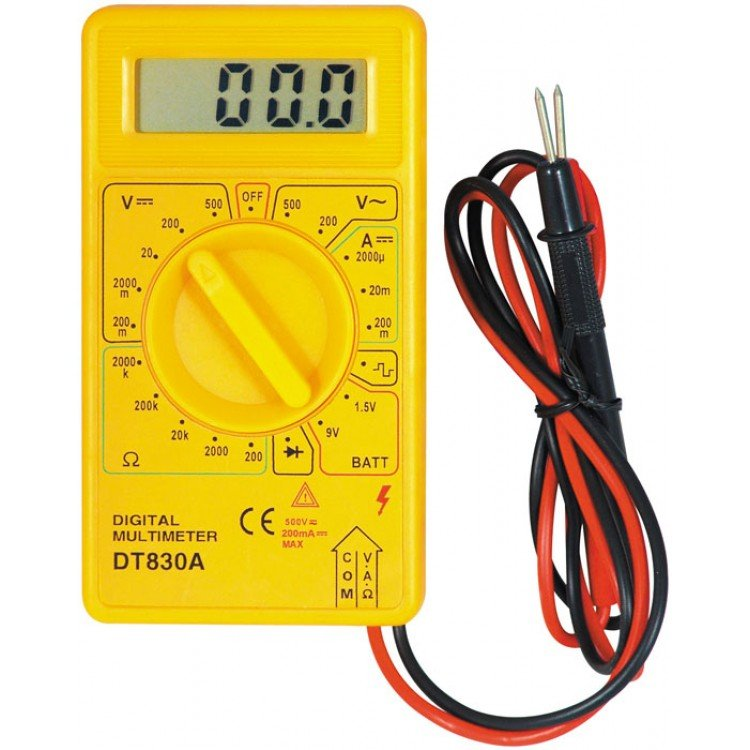 voltage tester screwdriver instructions