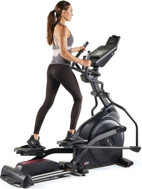 Freemotion xte rear drive elliptical trainer manual