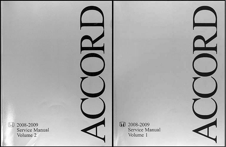 2008 honda accord ex l v6 owners manual