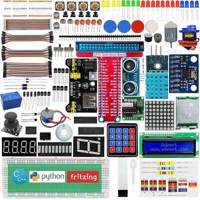 Adeept ultimate starter kit pdf