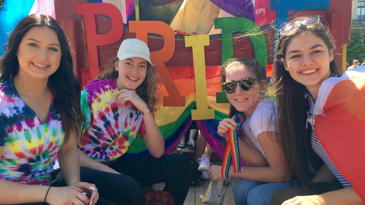 Winnipeg pride festival application music