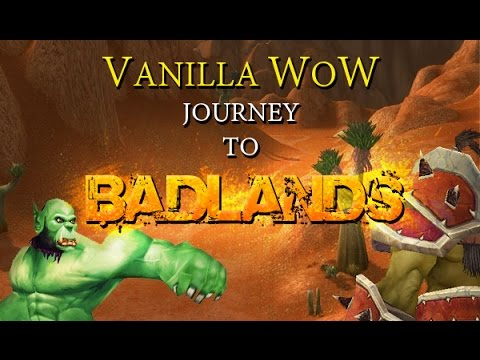 Wow how to get to badlands from burning steppes