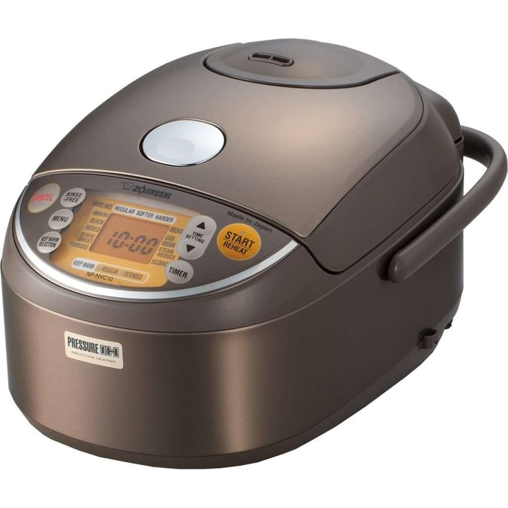 Tempo rice cooker instructions