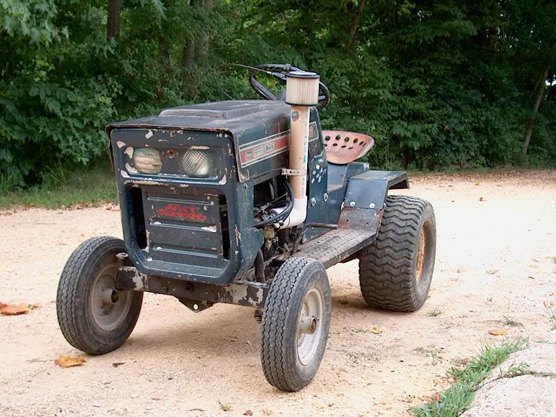 Murray wide body riding mower manual