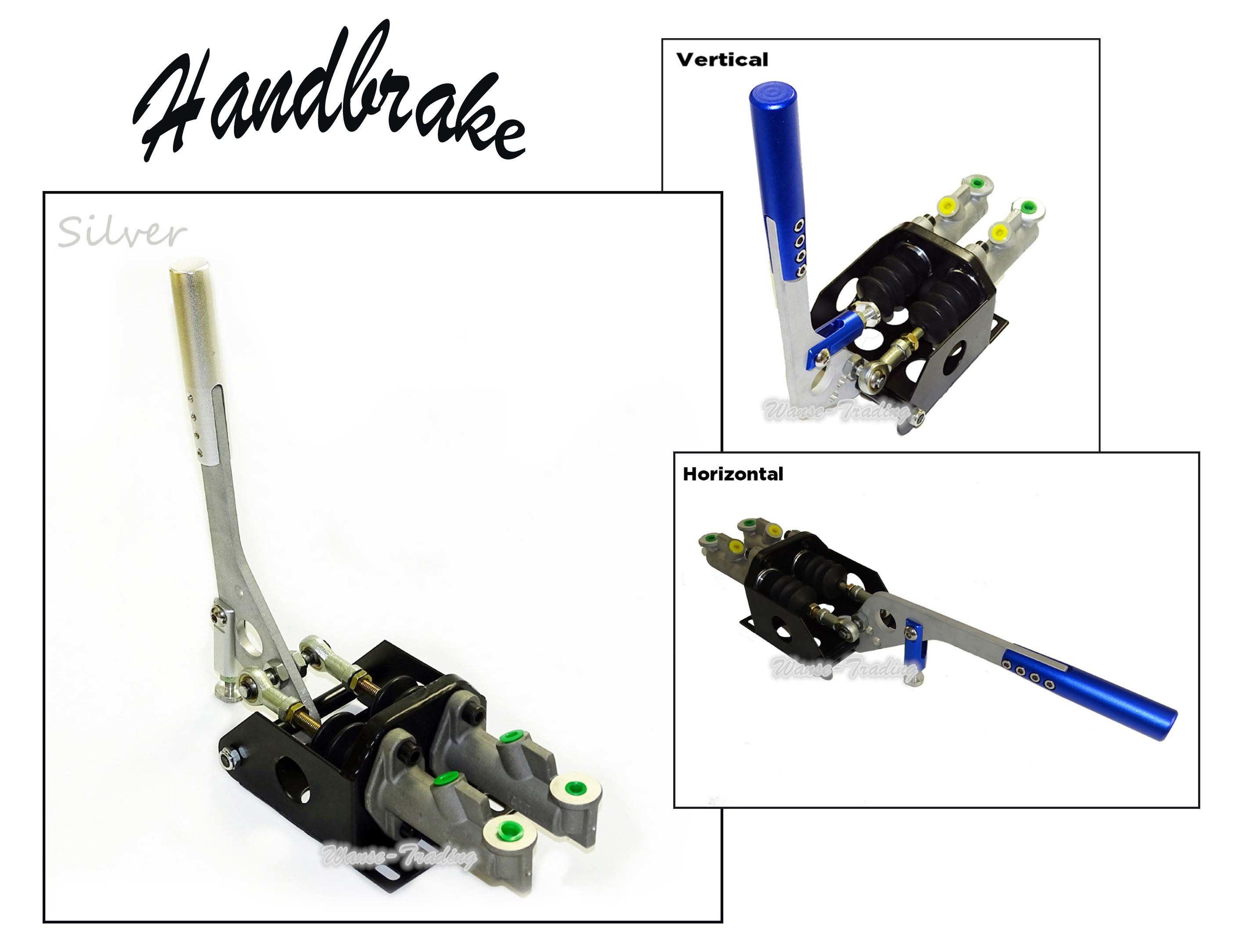 hydraulic handbrake installation instructions