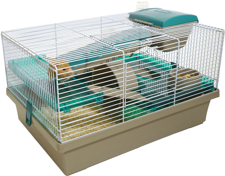 rosewood pico hamster cage instructions
