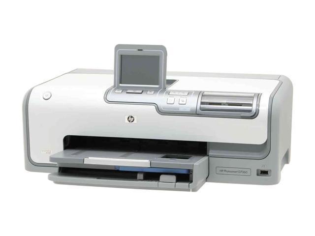 user manual for hp photoasmart d7360