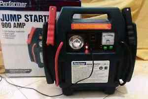 performer jump starter 900 amp manual